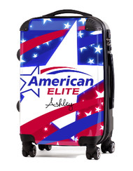 "American Elite Cheerleading 24"" Check In Luggage"