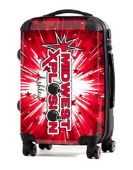 "Midwest Xplosion Cheer 24"" Check In Luggage"