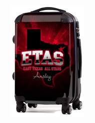 "East Texas All Stars 20"" Carry-On Luggage"