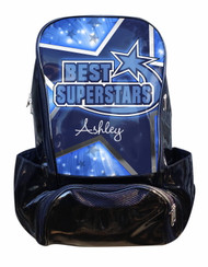 Best Superstars Personalized Backpack