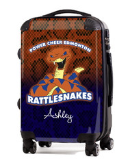 "Power Cheer Edmonton 20"" Carry-On Luggage"