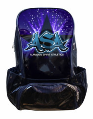 Almaden Spirit Athletics Personalized Backpack
