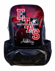 East Texas All Stars Personalized Backpack