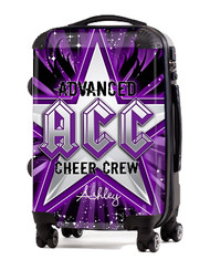 "Advanced Cheer Crew 24"" Check In Luggage"