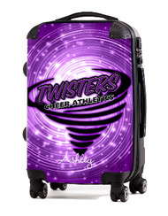 """Twisters Cheer Athletics 20"""" Carry-On Luggage"""