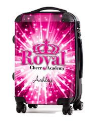 "Royal Cheer Academy 20"" Carry-On Luggage"