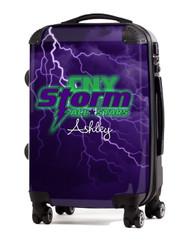 "CNY Storm Allstars 20"" Carry-On Luggage"