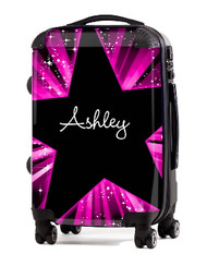 "Pink Blast 20"" Carry-on Luggage"