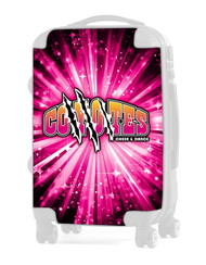 "Coyotes Cheer and Dance 20"" Carry-on Luggage Insert"