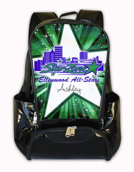 Ellenwood All-Stars Personalized Backpack
