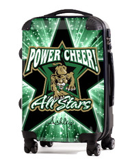 """Power Cheer All Stars 20"""" Carry-On Luggage"""
