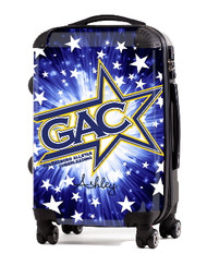 "Greensboro All Stars 20"" Carry-On Luggage"