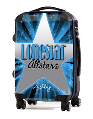 "Lonestar Allstarz 20"" Carry-On Luggage"