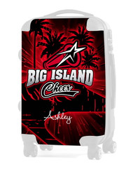 "Big Island Cheer 20"" Carry-on Luggage Insert"