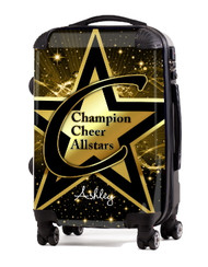 "Champion Cheer Allstars 20"" Carry-On Luggage"