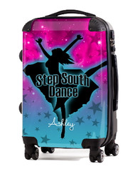 "Step South Dance 20"" Carry-On Luggage"