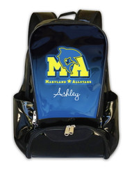 Maryland Allstars Personalized Backpack