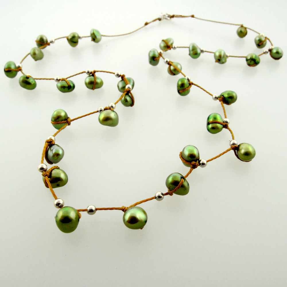 celestial plus - pearl green 6mm