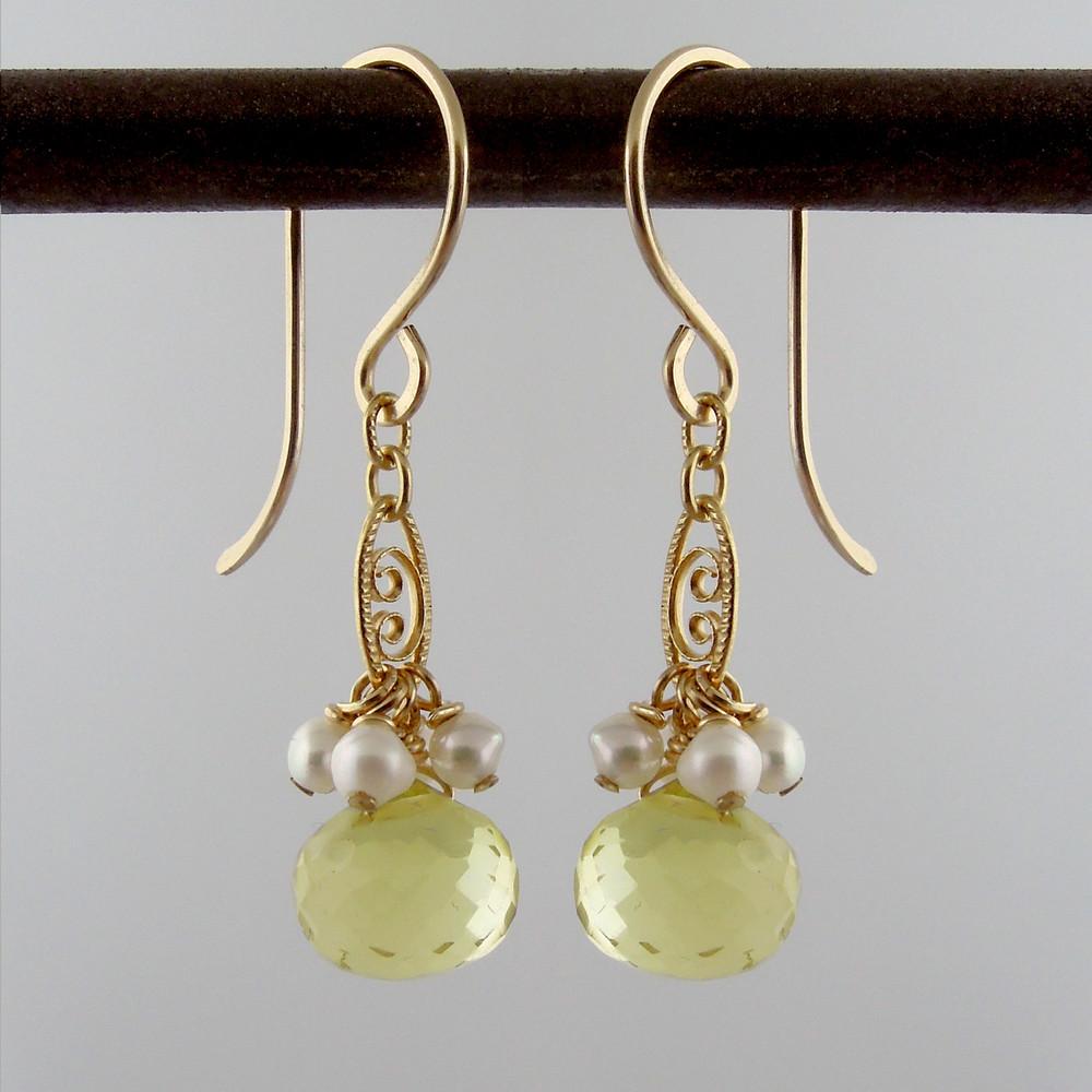 victoria - lemon quartz