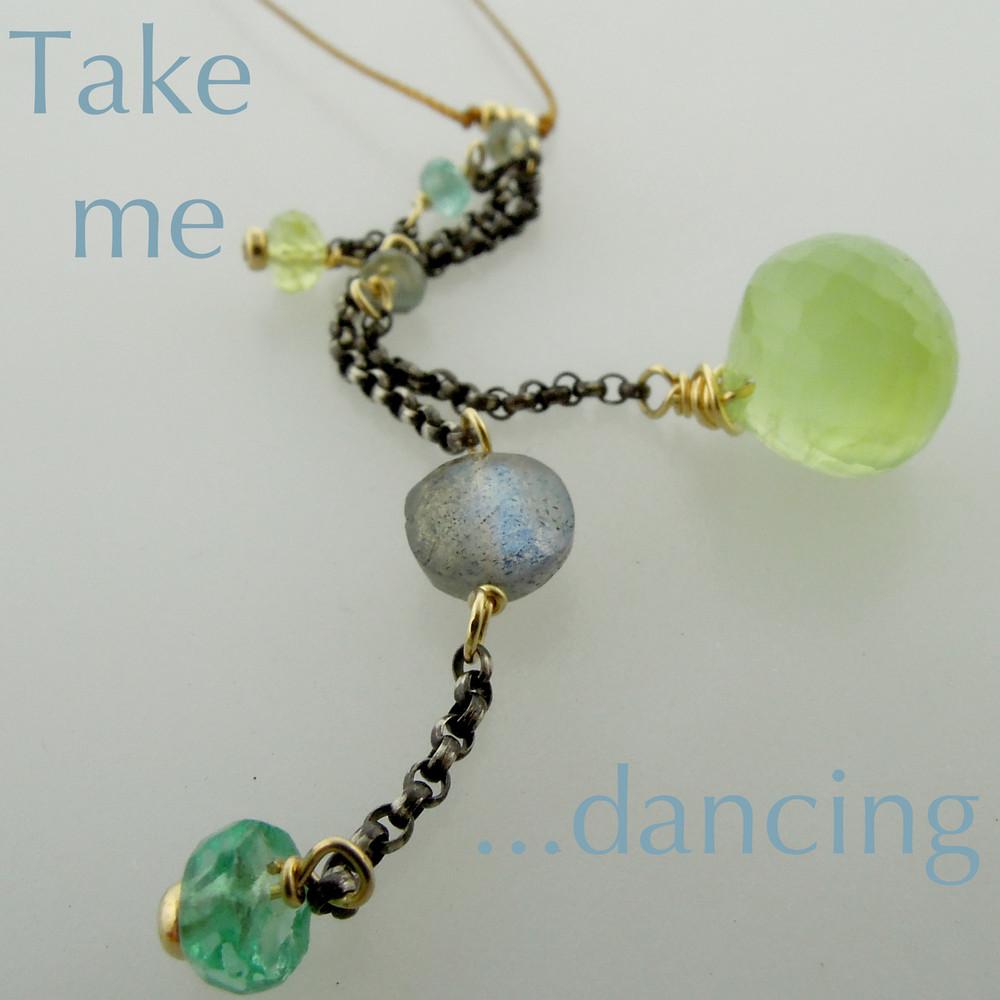 dancing queen - tango prehnite OX