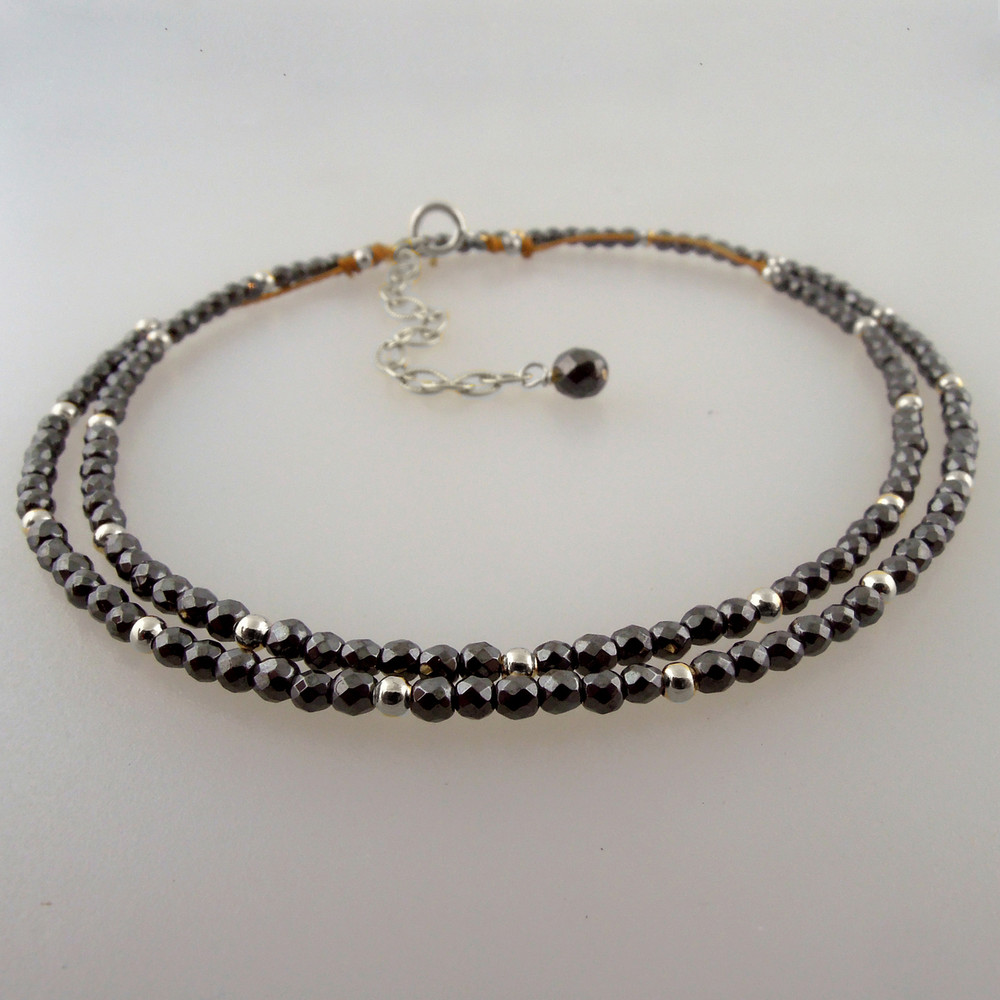 Sterling double wrap option