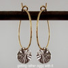 dab - ziggy stardust earring hoops