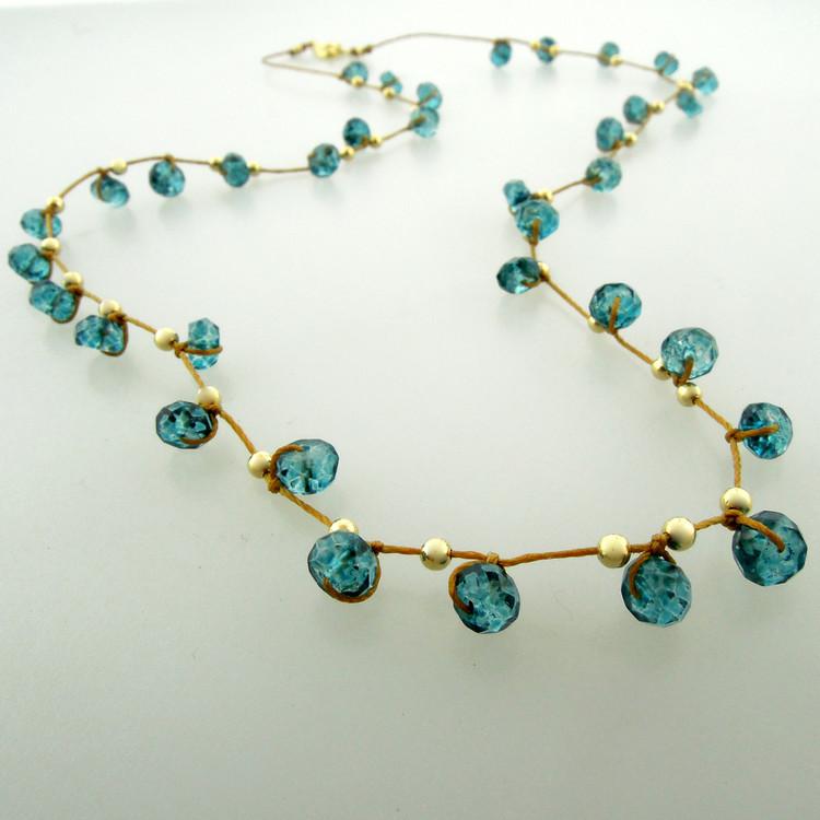 celestial plus - gems london blue quartz 4mm