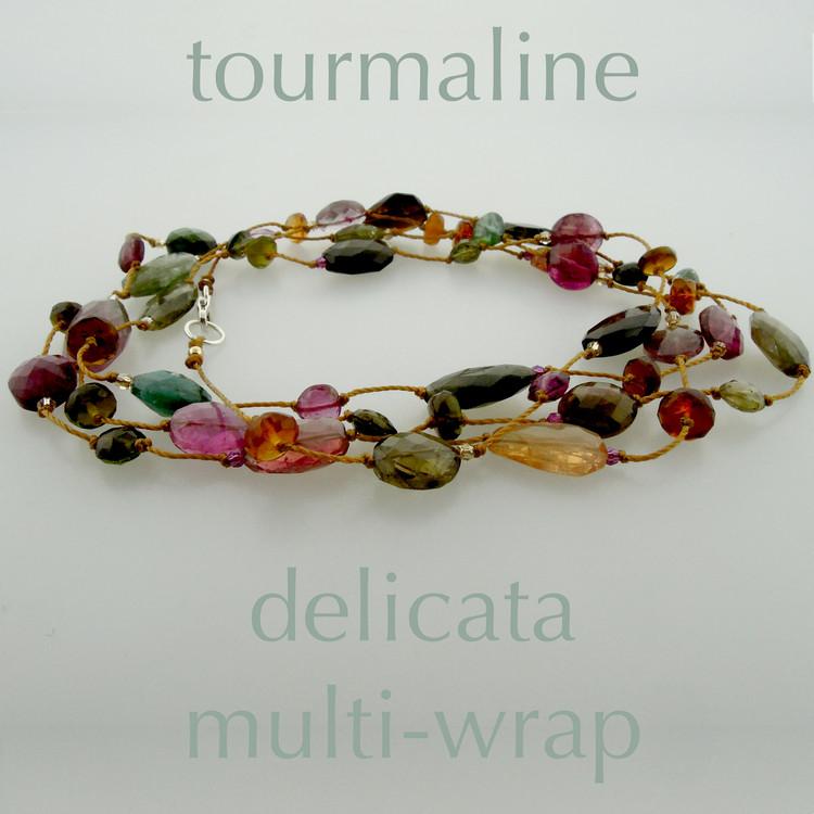"delicata - tourmaline mix 34"""