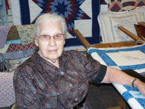 Amish country  handmade quilts