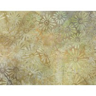 Batiks - Yellow/Gold Splash