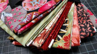 Oriental 2 - 8 Fat Quarter Bundle