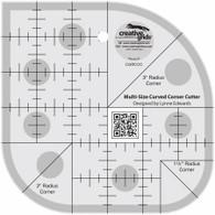 Creative Grids Non Slip Curved Corner Cu