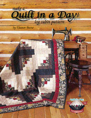 Log Cabin Quilt Book