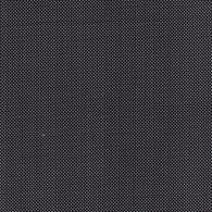 Dottie - Pindots White On Black
