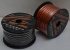 Crescendo 4 Gauge Tinned OFC Power Cable (Orange)