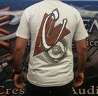 Crescendo T-Shirt (Ash Grey)