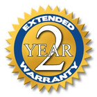 Extended BC3500D 2 Year/.5ohm Warranty
