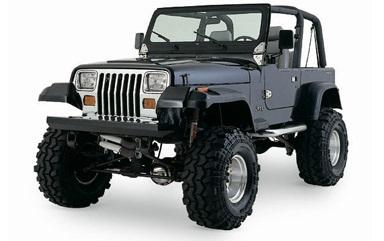 1987   1995 Jeep Wrangler Rims U0026 Wheels