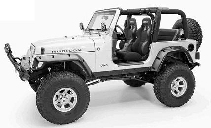 ... 1997   2006 Jeep Wrangler TJ Wheels