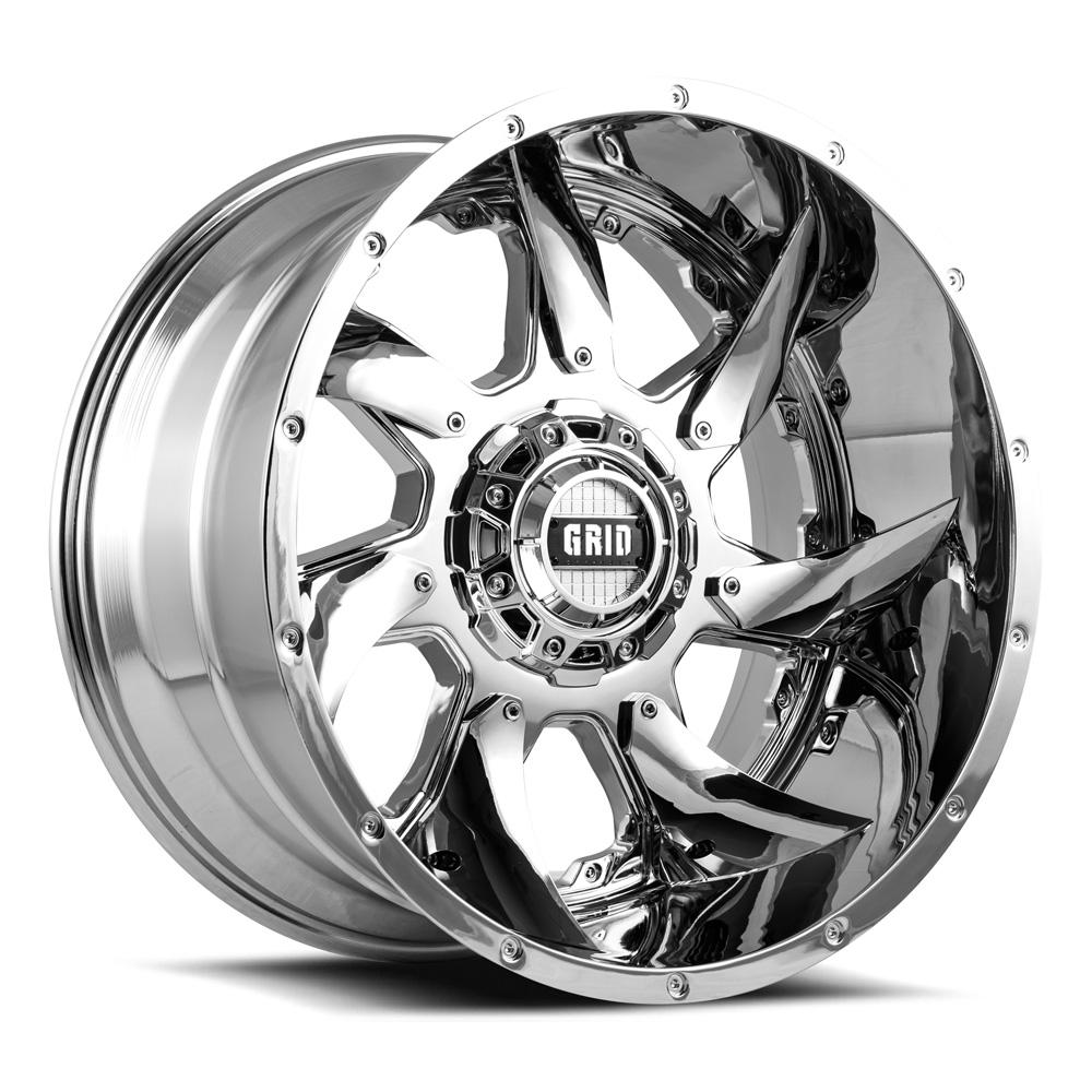 Grid Gd1 Wheels >> Grid Off-Road® GD1 Wheels & Rims - Black, Carbon Fiber & Chrome