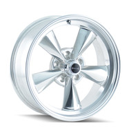 Ridler 675 Wheels Rims 15x8 Polished 5x4.75 (5x120.65) -12mm | 675-5861P | Free Shipping!