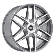 Avenue A613 Wheels Rims 22x9 Anthracite Gray 6x135 6x5.5 (6x139.7) 18mm | A613-2290002618G | Free Shipping!