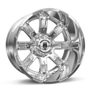 American Truxx AT154 Wheels Rims 22x14 Chrome 8x180 -76mm | AT154-221497C | Free Shipping!