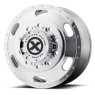 ATX Series Indy OTR Semi Front Wheel 22.5x8.25 Polished 10x285.75 91mm Offset