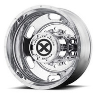 ATX Series Indy OTR Semi Rear Wheel 22.5x8.25 Polished 10x285.75 -95mm Offset