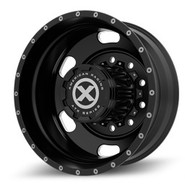 ATX Series Indy OTR Semi Wheels Rims Black 22.5x8.25 10x285.75 -95 | AO40222510902
