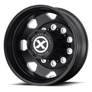 ATX Series Octane OTR Semi Wheels Rims Black 24.5x8.25 10x285.75 -95 | AO40124510902