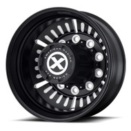 ATX Series Roulette OTR Semi Wheels Rims Black 22.5x8.25 10x285.75 -95 | AO40322510902