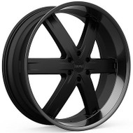 Kronik Zero 401 Wheels Rims Black 26x9.5 6x135 25 | 4012696325B