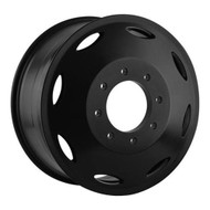 Mayhem Bigrig Dually 8180 Inner Wheel 24.5x8.25 Black 10x285.70 168mm Offset